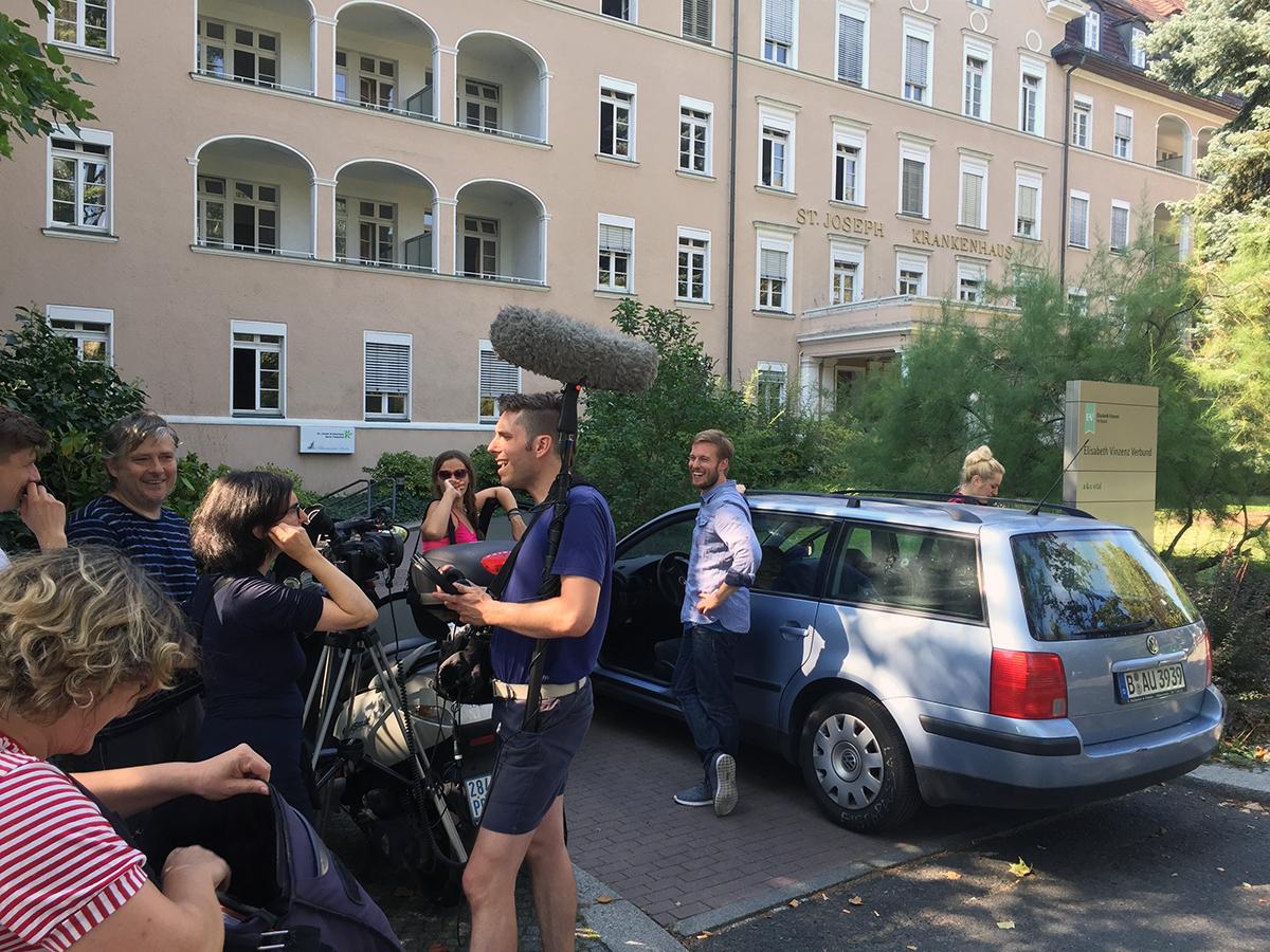 Wildfang-Video-Produktion-Panorama-A2-Cornelsen-Verlag-Berlin-St-Joseph-Krankenhaus-Robert-Fuhrman